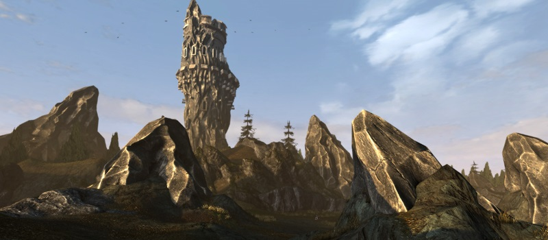 Reclamation Rock