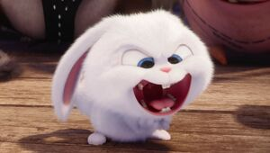 Snowball's evil laugh