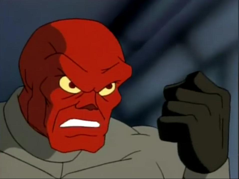 Red Skull (Marvel Animated Universe)