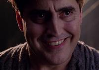 Doc Ock evil grin