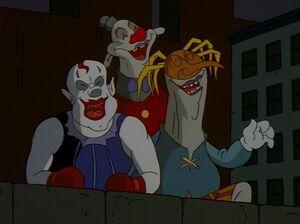 XGB Ghost Clowns