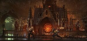 Shinnok's Bone Temple