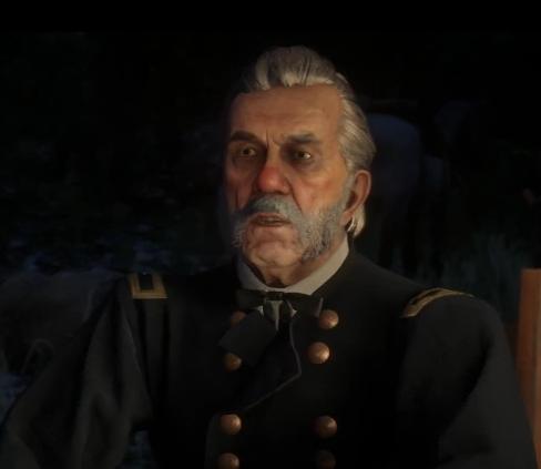 Pułkownik Henry Favours
