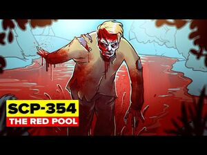 SCP-354 - The Red Pool (SCP Animation)