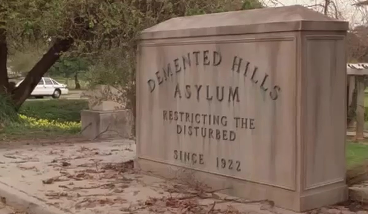 Demented Hills Asylum