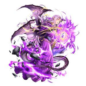 Idunn the Dark Sorceress