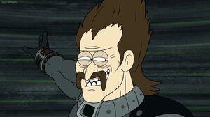 Mr. Ross' Evil Grin
