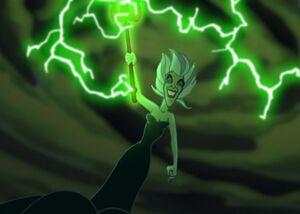 Morgana rising to power