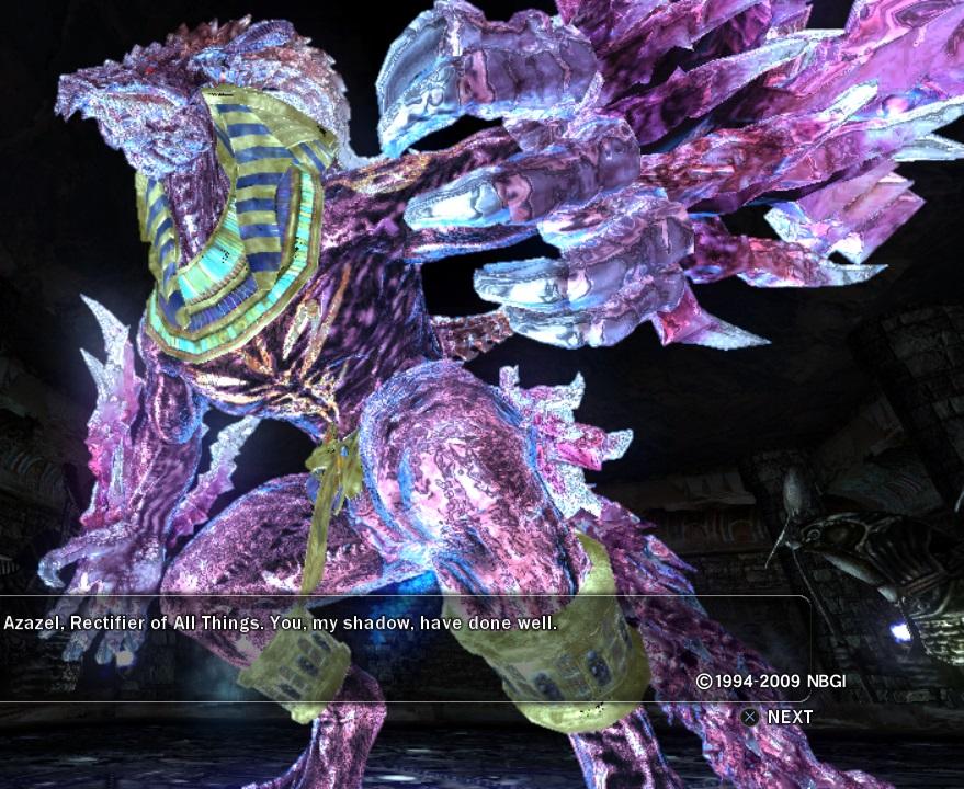 Azazel (Tekken)