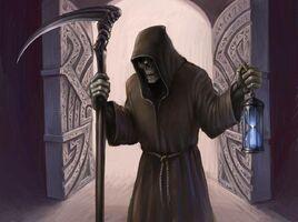 Ponury Żniwiarz (folklor)