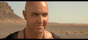 Imhotep evil grin