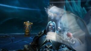 Lich King's Death