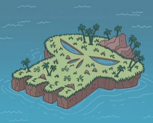 Unwish Island