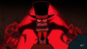Black Hat Rage