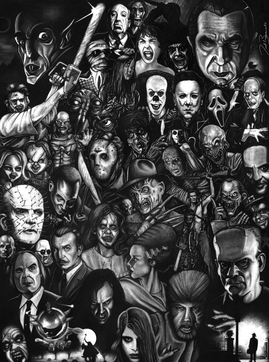 Masters of Horrors