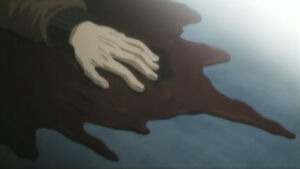 Kiichiro Osoreda's death