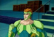Adrian Toomes from Spider-Man The Animated Series
