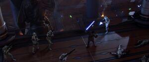 The Jedi Purge