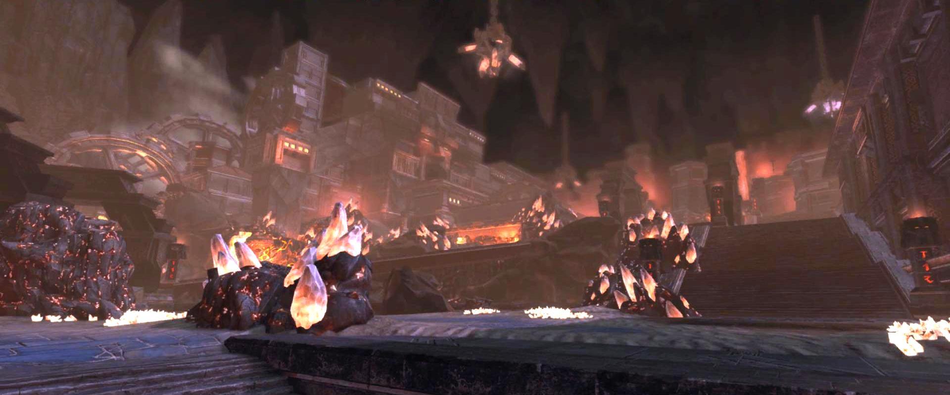 Fiery Pit