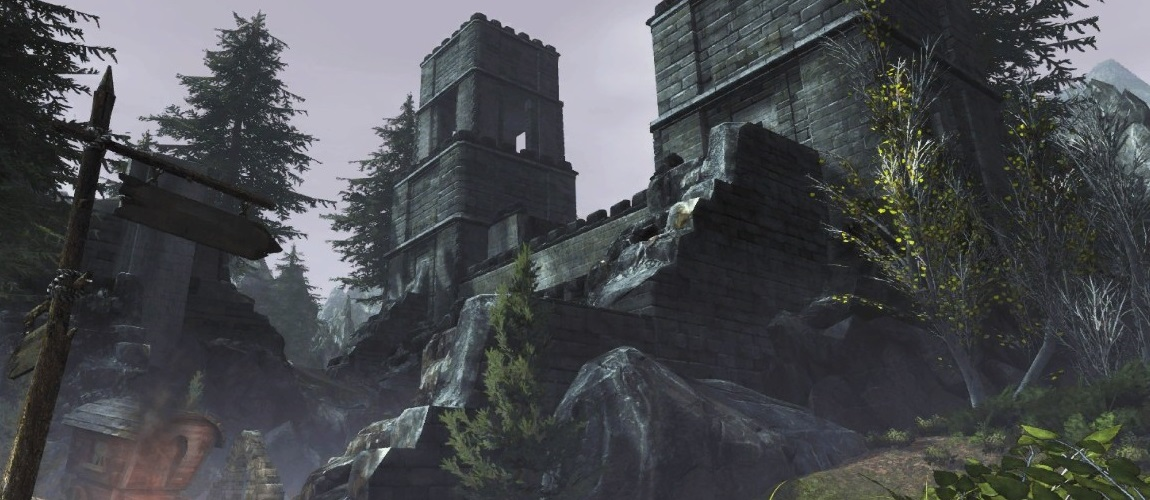 Blackdagger Ruins