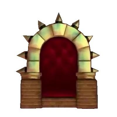Koopa Throne