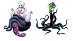 Ursula and Morgana