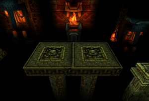 Uka Uka's Temple (inside)