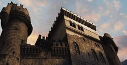 Lord Capricorn's Castle