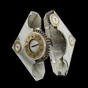 The Basileus Machine Lock