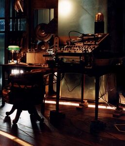 The Basileus Machine's Reel-to-Reel Machine