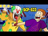 Carnival of Horrors - SCP-823 (SCP Animation)