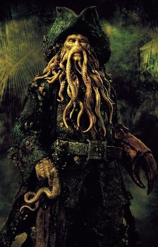 Davy Jones (Piraci z Karaibów)