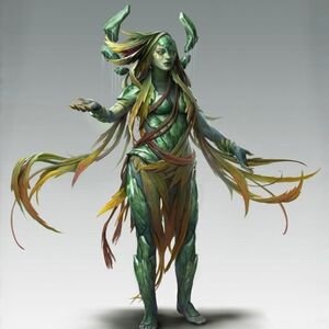 Elder Goddess Cetrion