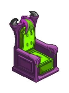 The Jhudora Throne