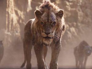 Scar (Lion King 2019)