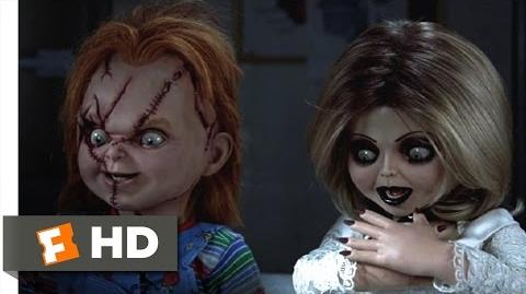 Seed of Chucky (2 9) Movie CLIP - Chucky Meets His Son (2004) HD