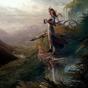 The Singing Mountain