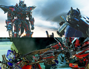 Sentinel Prime Two-sides