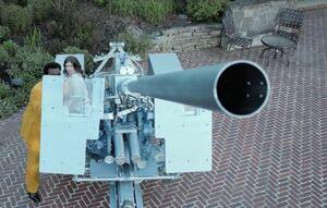 The XGLTLGL Laser Cannon