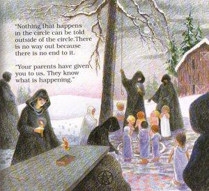 Satanic Ritual Abuse
