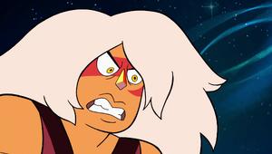 Jasper's furious stare