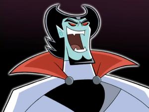 Vlad Plasmius evil laugh