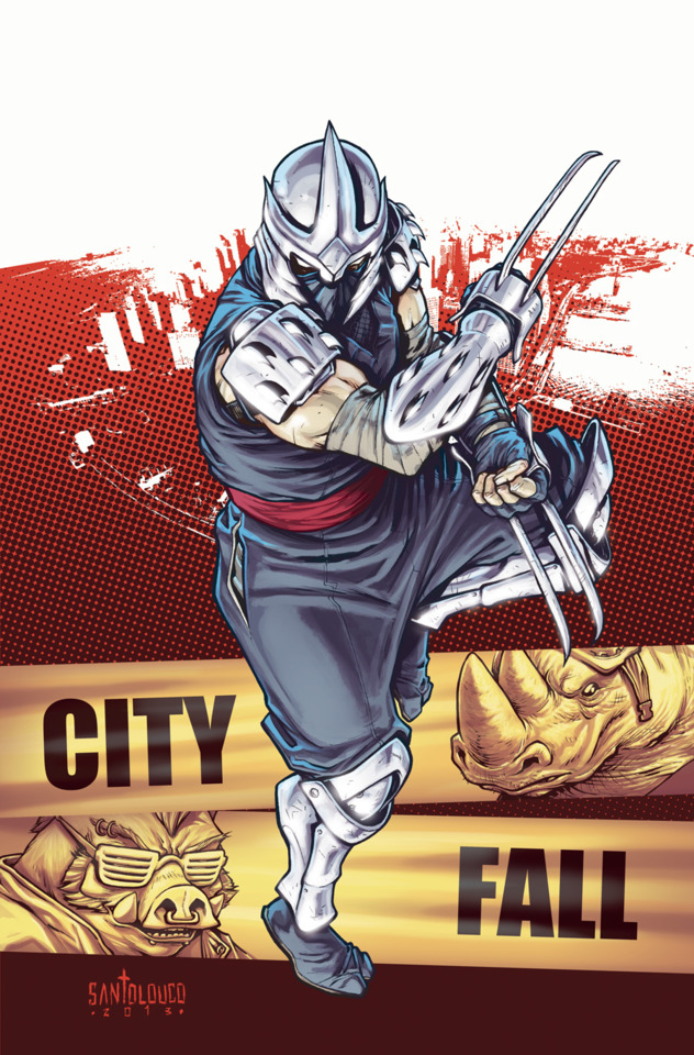 Shredder (IDW)