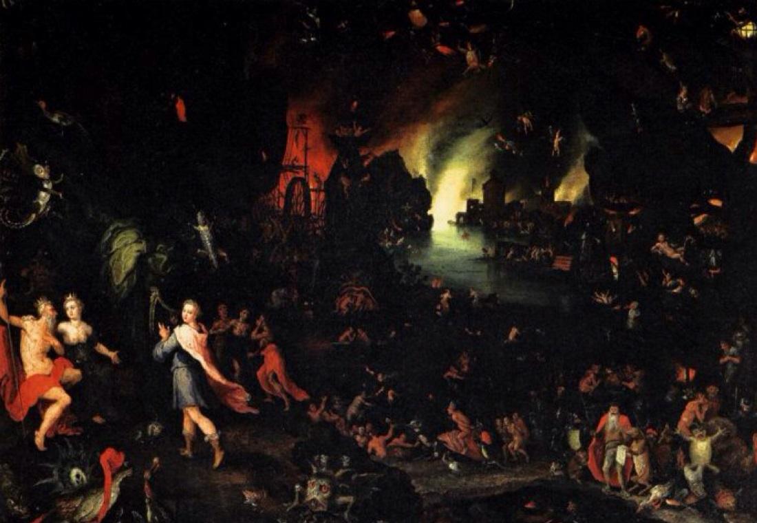 Underworld (mythology)