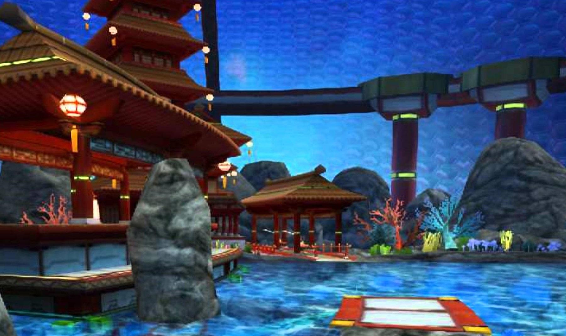 Aquarium Park