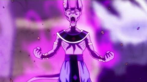 Dragon ball super BEERUS ANGRY SCENE (YOU'VE MADE ME MAAAAD !!!)