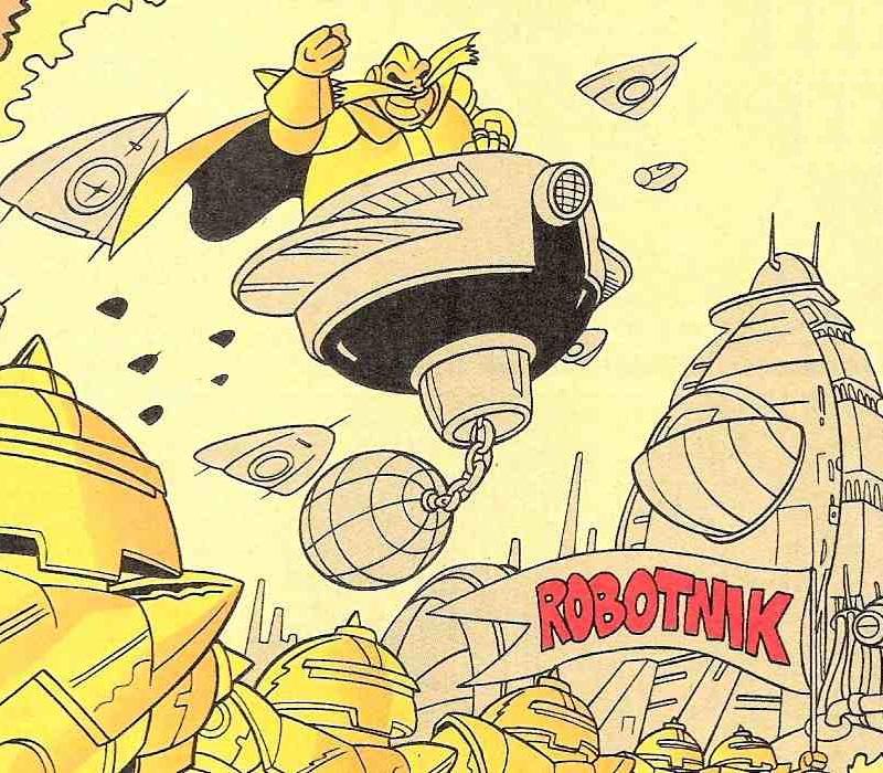First Robotnik War