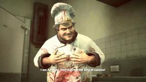 Antoine nazywający się królem kuchni