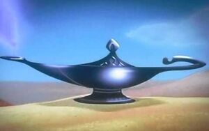 Jafar's Magic Lamp