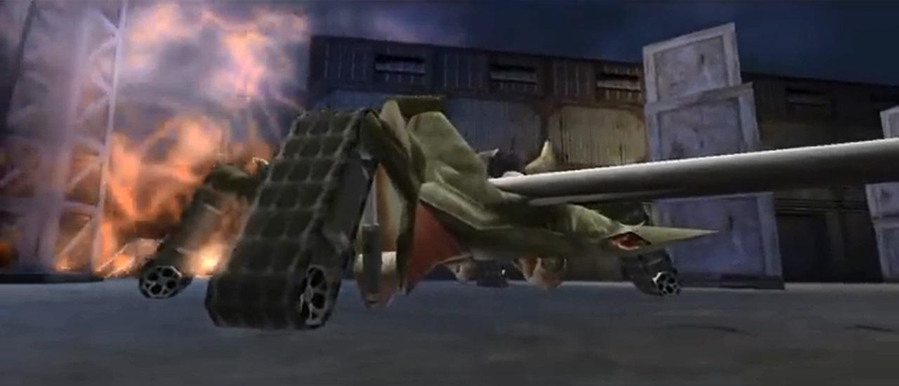 Spider Tank (Spawn)
